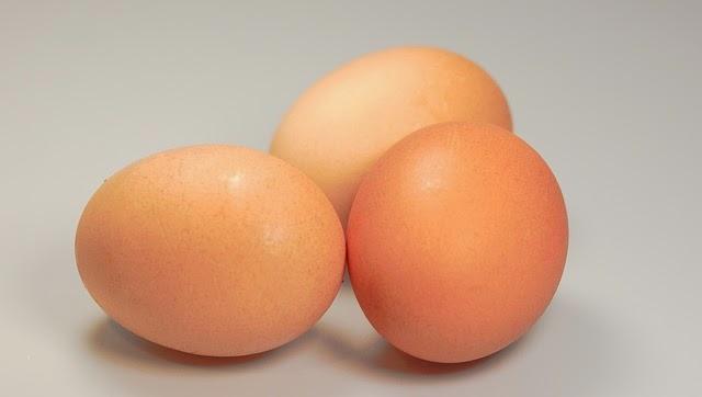 huevos en la cocina de la abuela