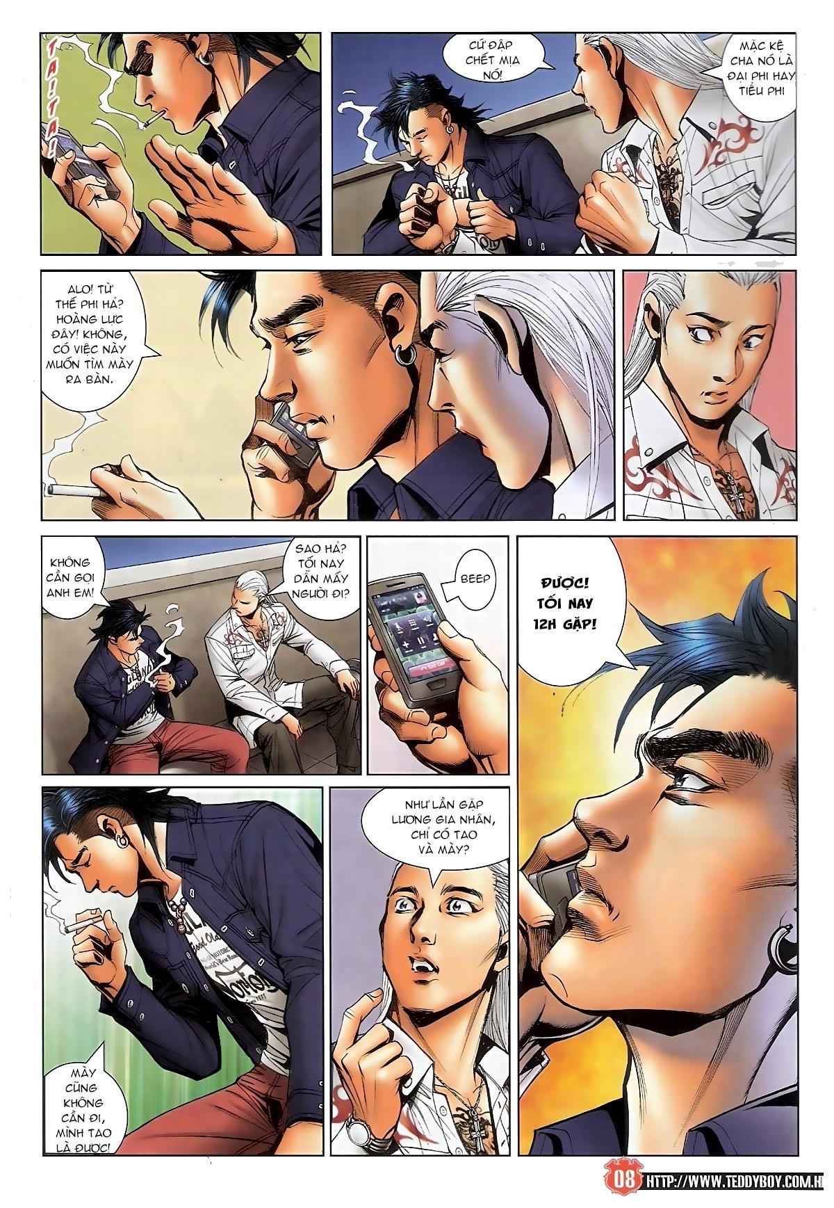 Người Trong Giang Hồ - Chapter 1557: Ngạnh Hán - Pic 7