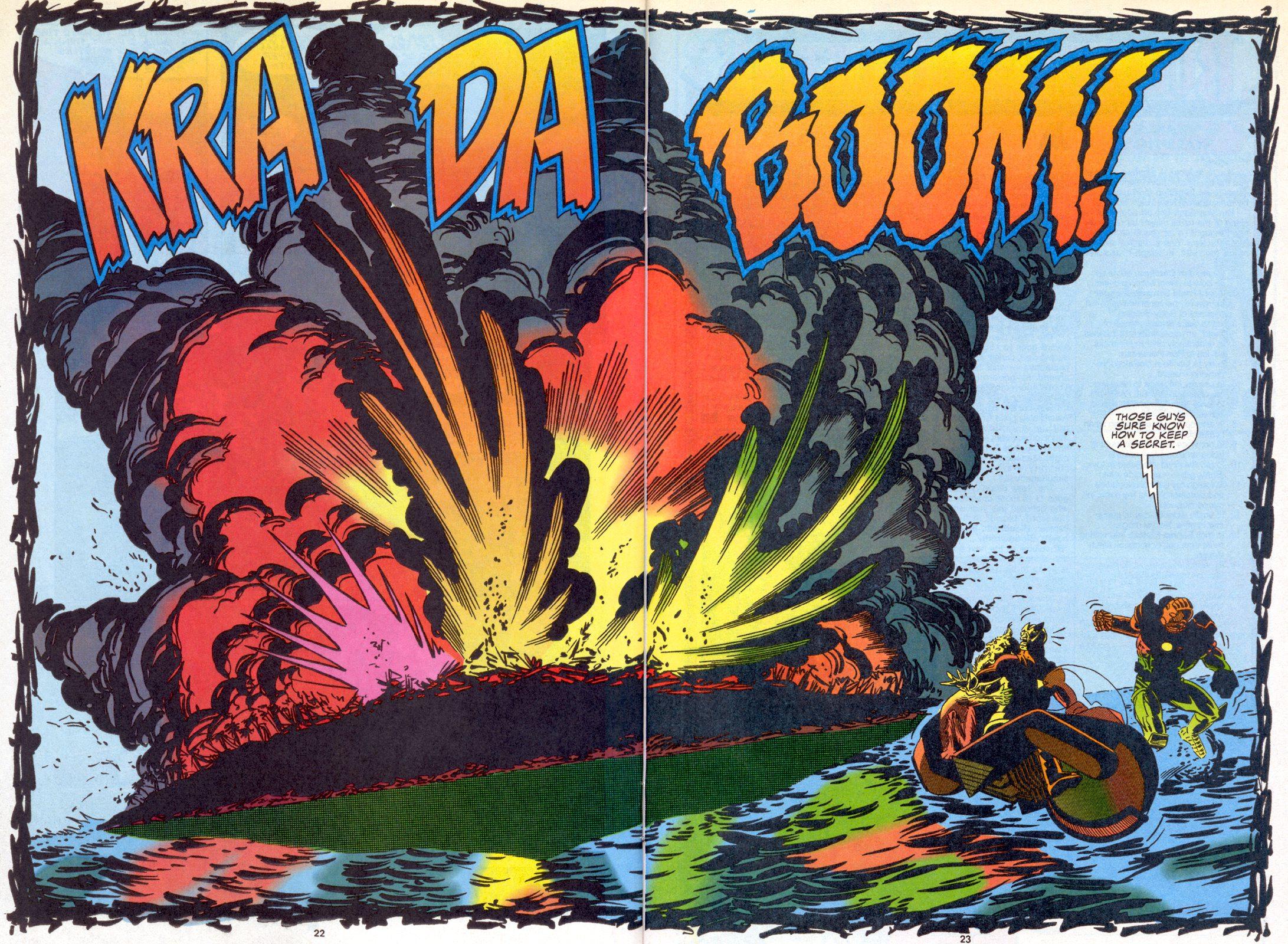 Hawkeye (1994) Issue #3 #3 - English 18