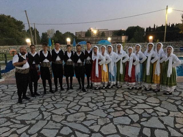 """Ο Σύλλογος """"Ελληνική Παράδοση"""" στην Πρέβεζα σε φεστιβάλ και συνάντηση χορευτικών συγκροτημάτων"""
