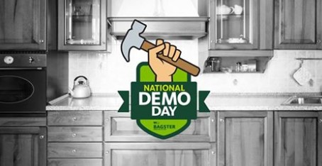 Waste Management is celebrating demolition day by giving you a chance to win a $500 gift card for renovations, plus other great prizes for your next home improvement project!