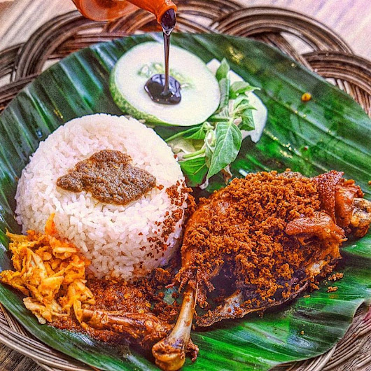 Bebek Malio: Clear Representation of Good Local Food in Affordable Price