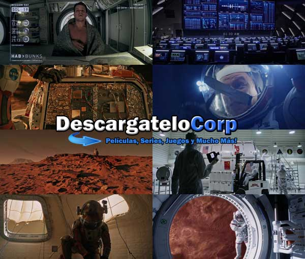 Mision Rescate DVDRip Latino