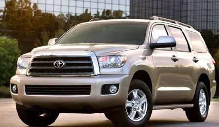 2020 Toyota Sequoia Release Date Rumors