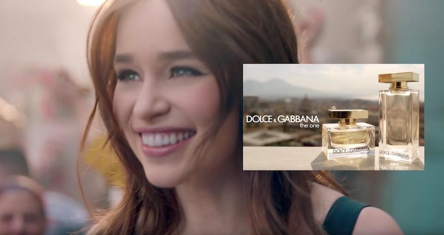Canzone Spot Dolce e Gabbana THE ONE, profumo DONNA - Spot 2017