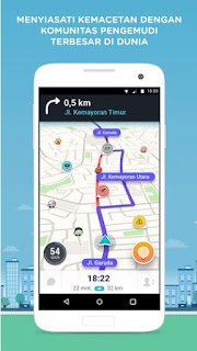 aplikasi GPS android tanpa koneksi dan sinyal internet