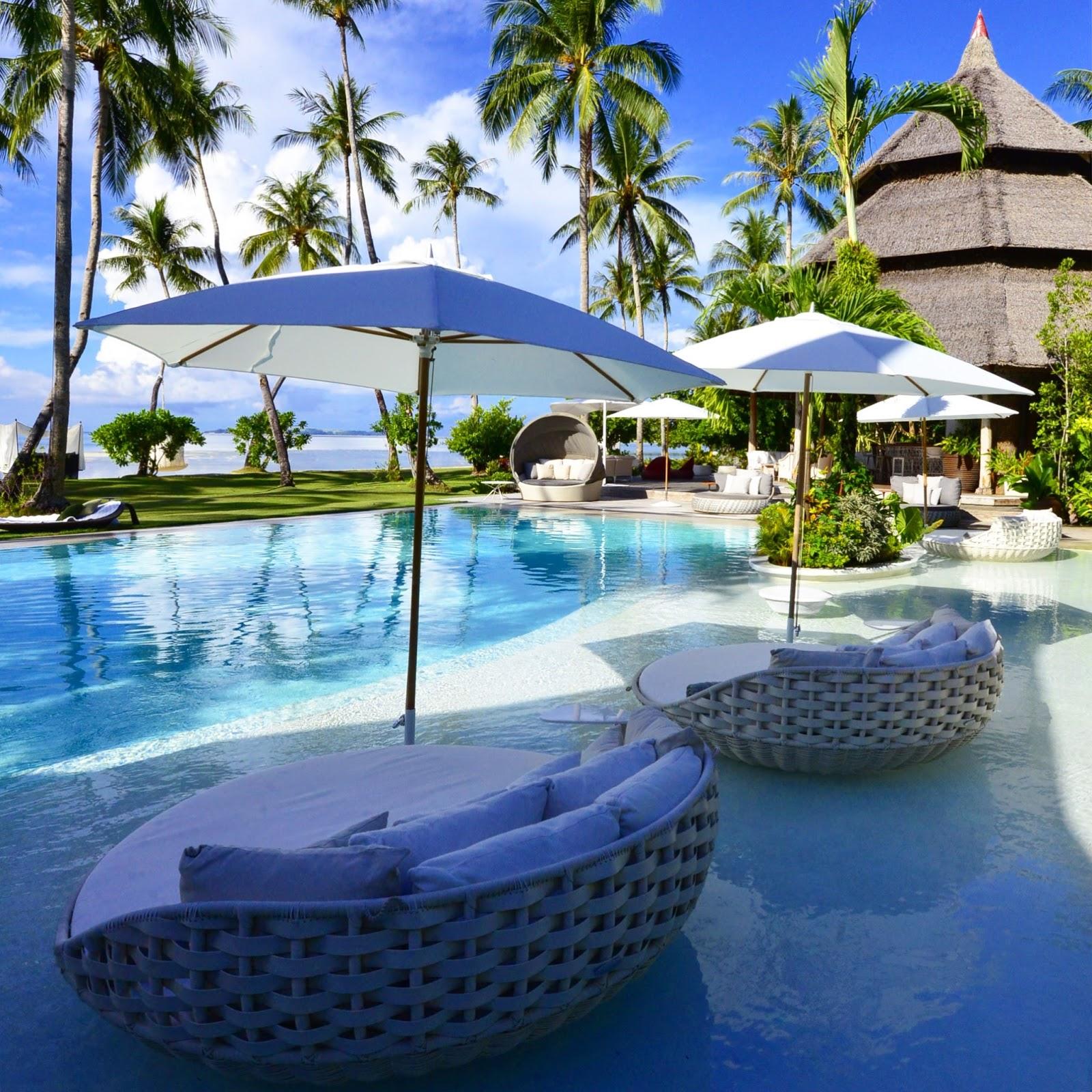 Island Resort: Grandeur Traveler: Dedon Island Resort (Now Called Nay