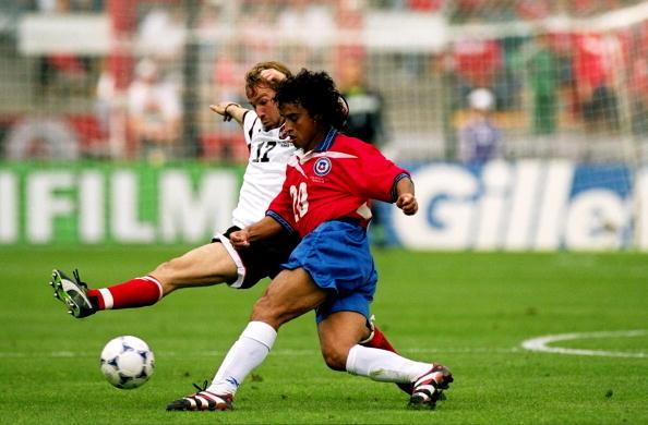 Chile y Austria en Copa del Mundo Francia 1998, 17 de junio