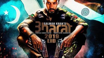 First Poster BHARAT MOVIE UPTODATEDAILY