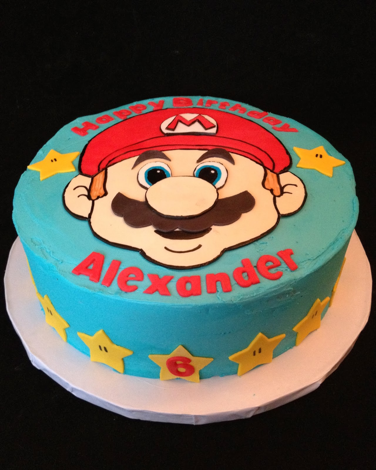 Super Hard Birthday Cakes
