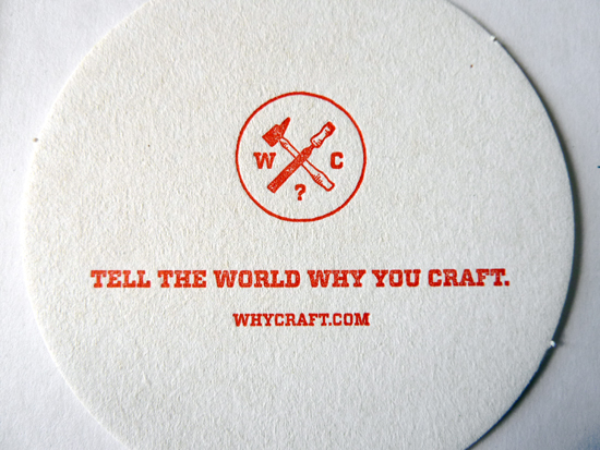 Whycraft.com is a site where you can share your inspiration for crafting...