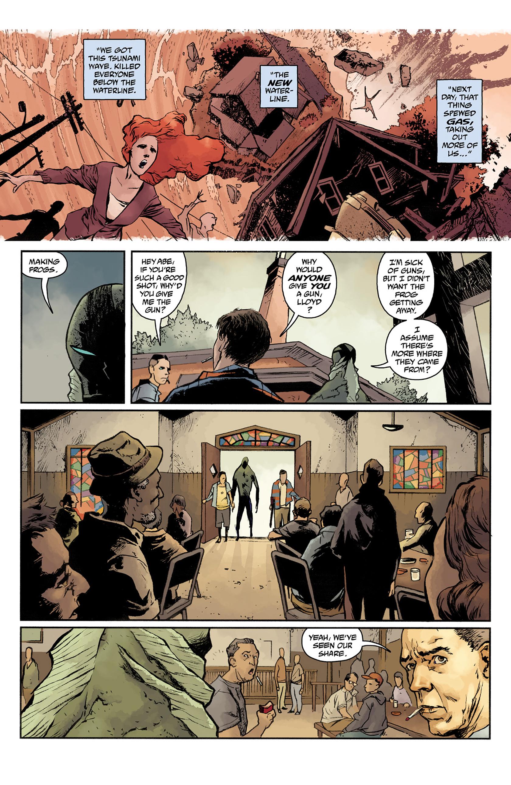 Read online Abe Sapien comic -  Issue #24 - 14