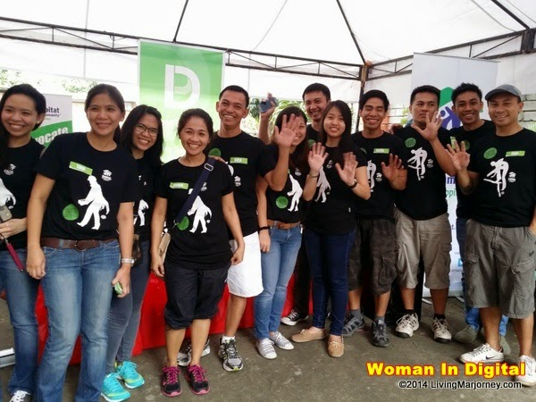 with Daichi Corporation FTI Taguig #WomanInDigital