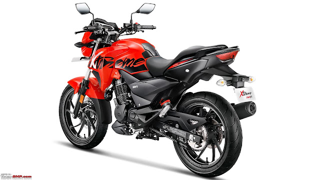 New 2018 Hero Xtreme 200R Hd wallpaper