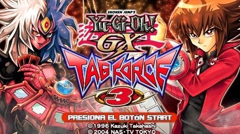 download yu gi-oh gx tag force ppsspp