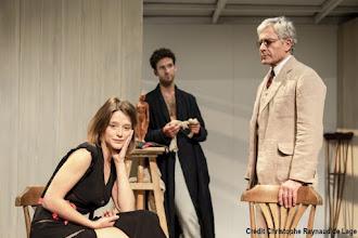 Théâtre : Les Créanciers, de August Strindberg - Avec Adeline d'Hermy, Sébastien Pouderoux, Didier Sandre - Studio de la Comédie Française