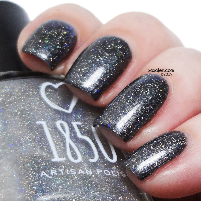 xoxoJen's swatch of 1850 Artisan Spoonful of Sugar