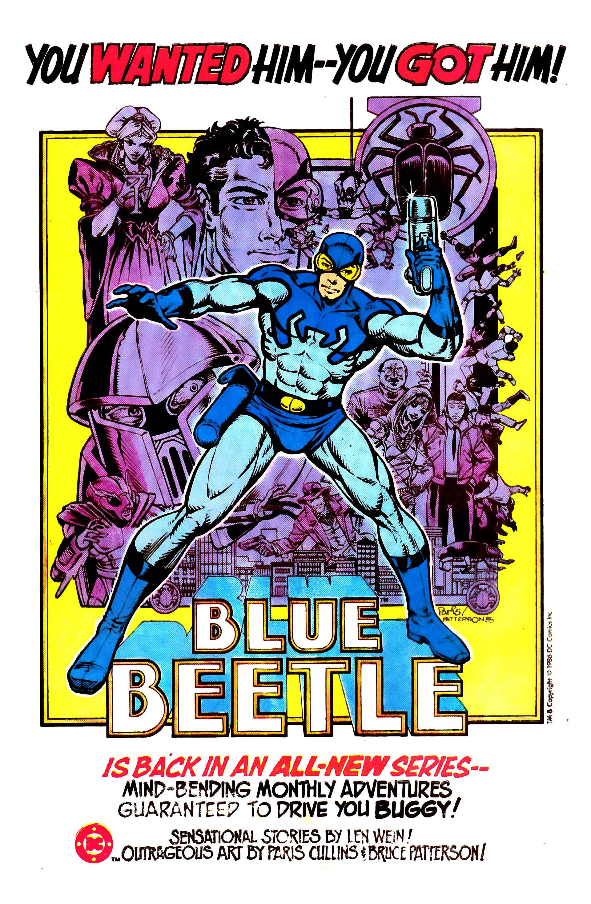 Read online Secret Origins (1986) comic -  Issue #3 - 8
