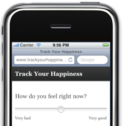 www.trackyourhappiness.org
