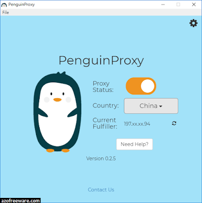 PenguinProxy