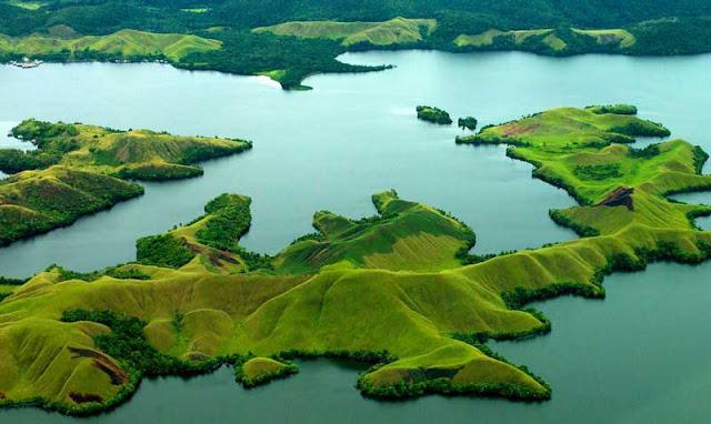 Danau Sentani Papua
