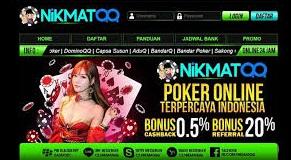 Situs Judi Online Terpercaya Agen Poker Dan Adu Q Online