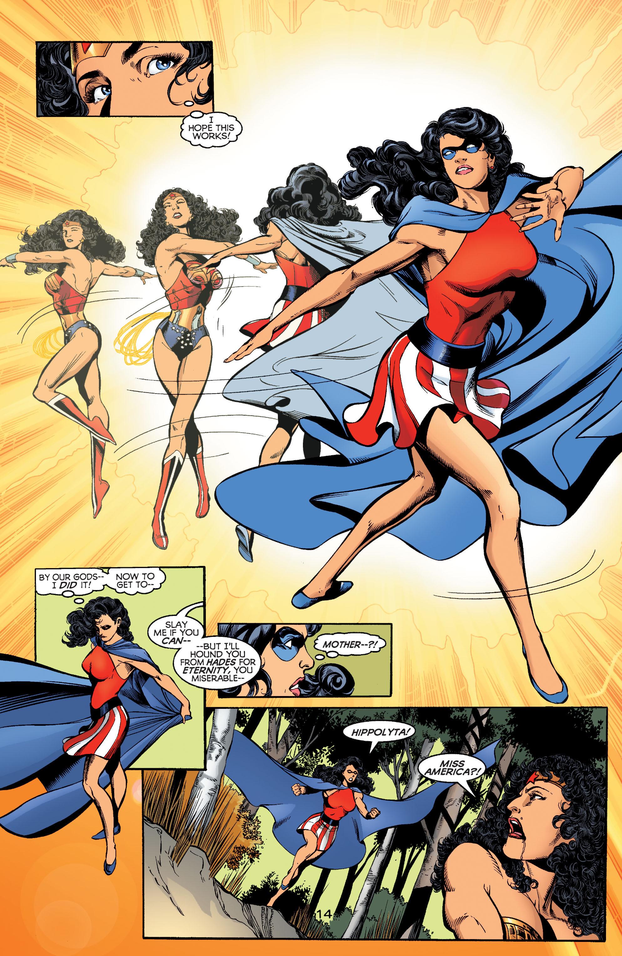 Read online Wonder Woman (1987) comic -  Issue #184 - 14