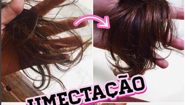 DICA DO DIA - UMECTAÇÃO COM ÓLEO DE COCO