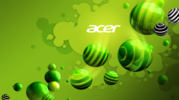 Acer Website hacked
