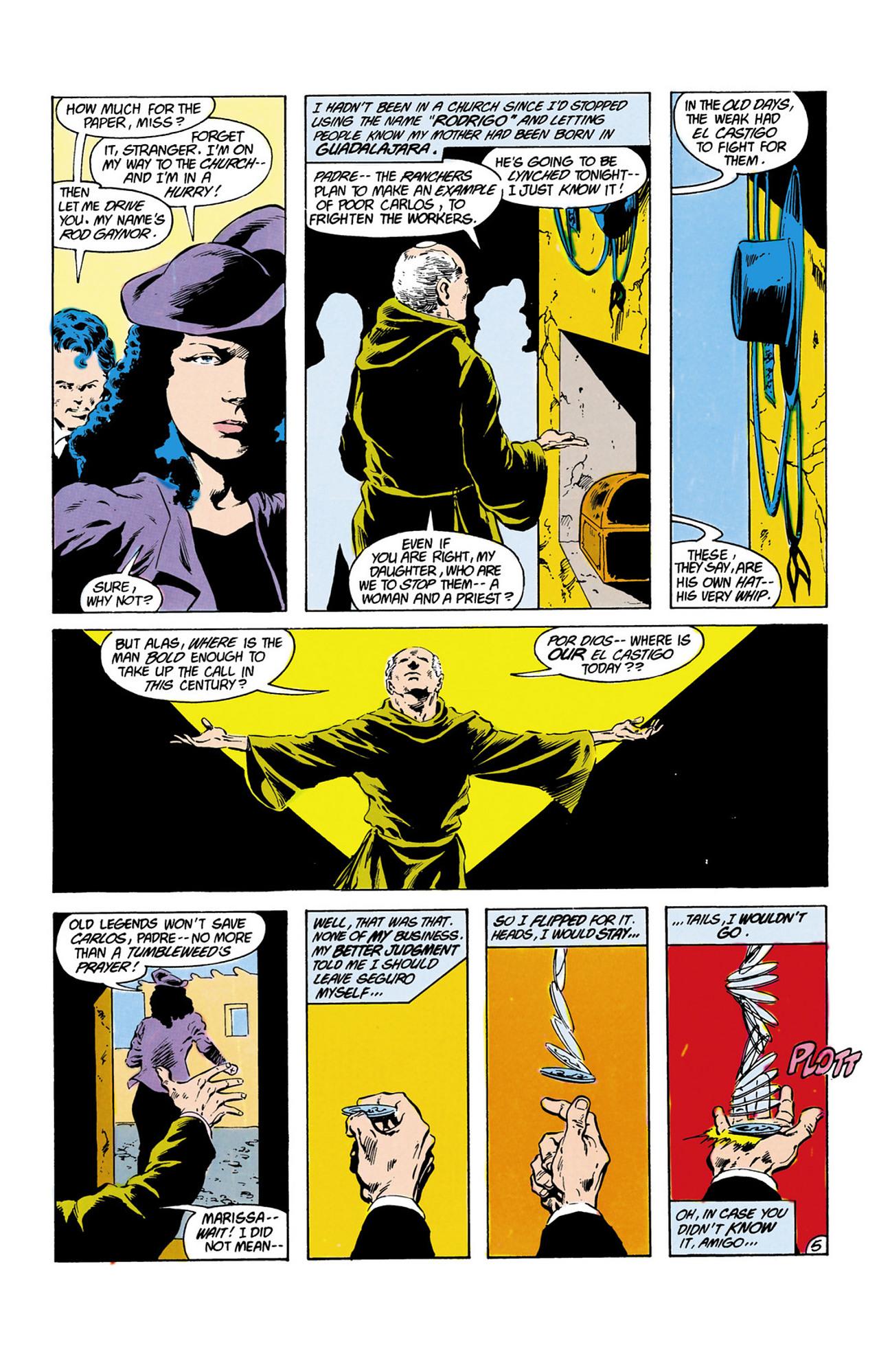 Read online Secret Origins (1986) comic -  Issue #13 - 26