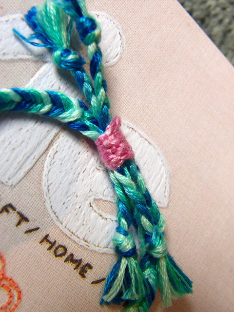 fishtail friendship bracelet feltasaurus diy ombre fishtail friendship bracelet tutorial 7881