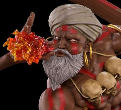 Dhalsim da Street Fighter V della Pop Culture Shock Toys
