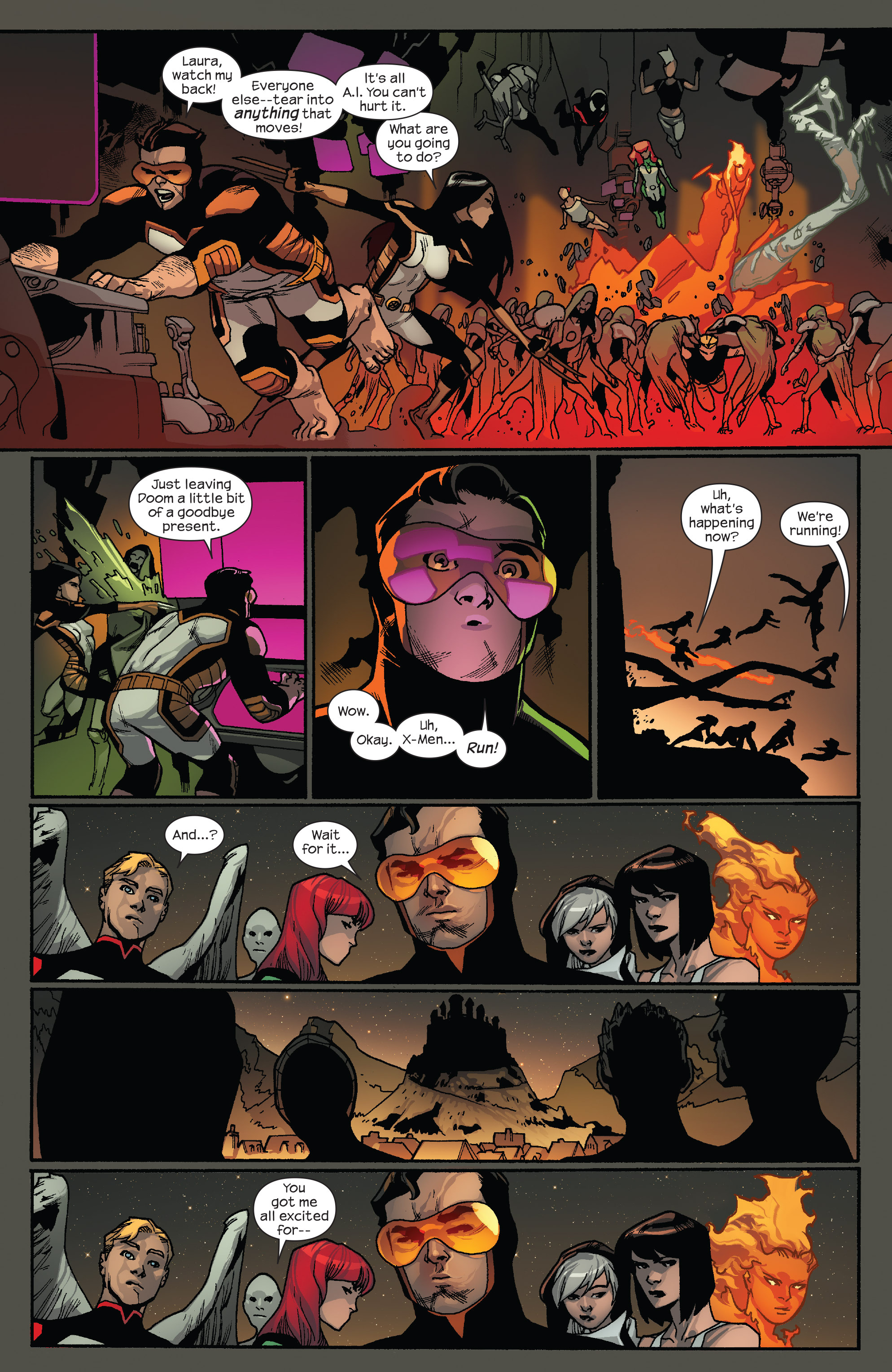 Read online All-New X-Men (2013) comic -  Issue #36 - 8