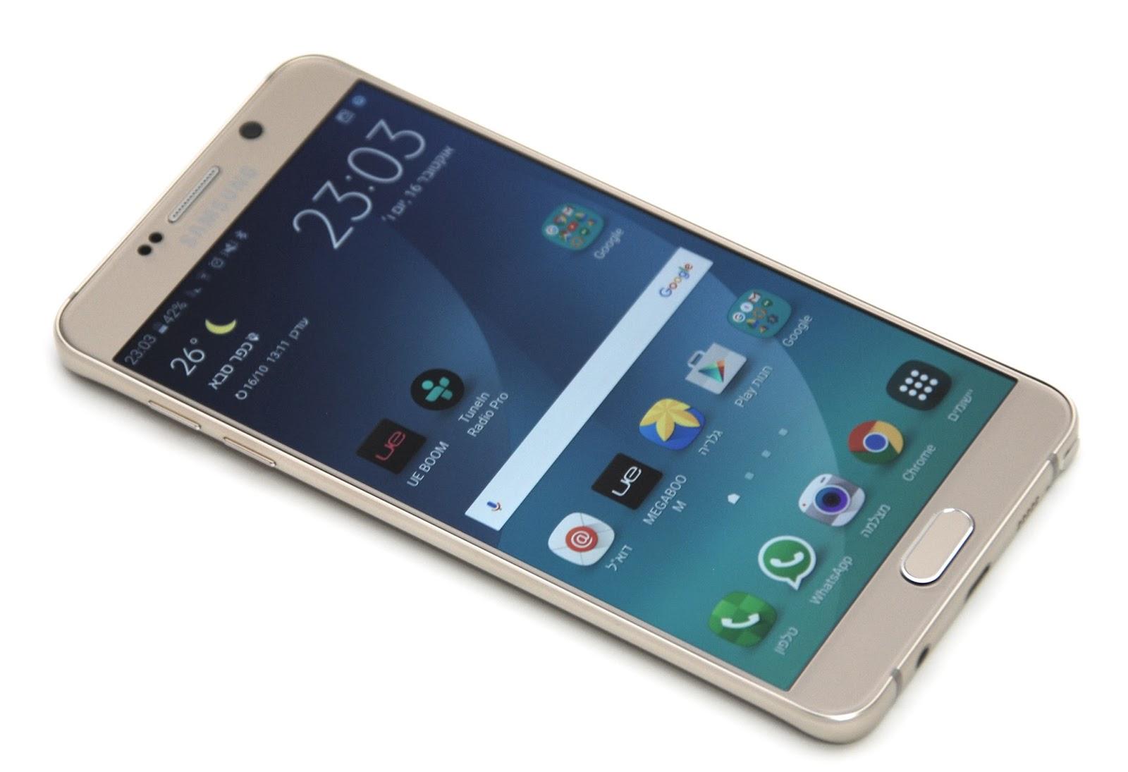 רק החוצה חפיצים: כזה ניסיתי: Samsung Galaxy Note 5 UK-07