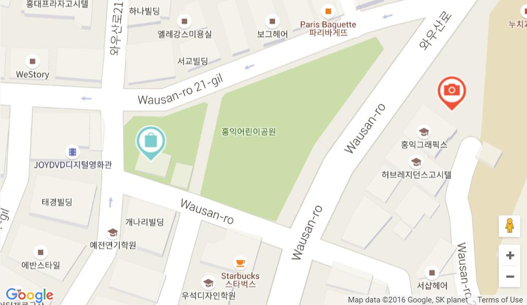 Korea Travelogue Guide to Hongdae Surrounding Attractions