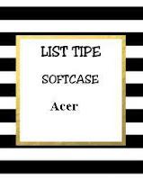 Softcase untuk Handphone Acer