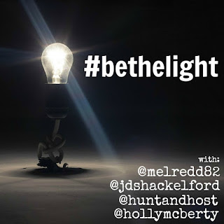 While I'm Waiting...#bethelight Instagram challenge