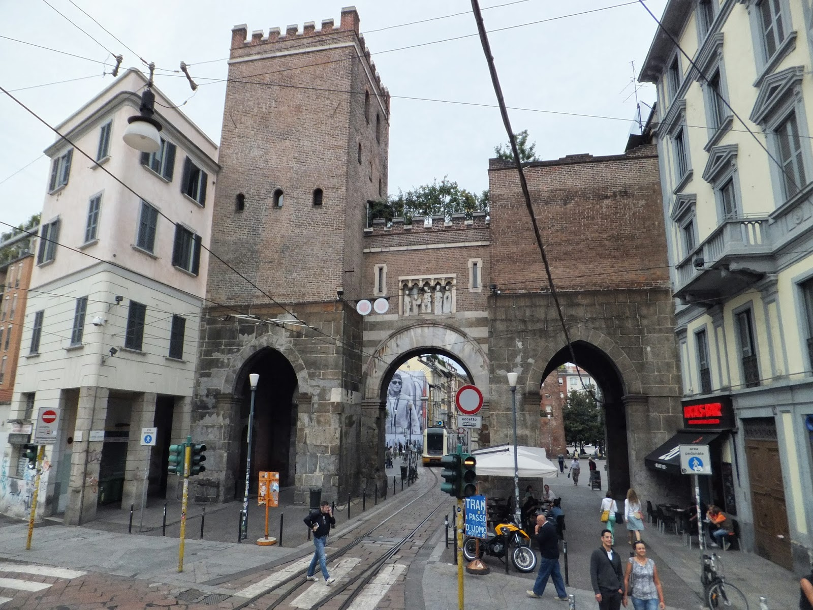 coolest places in milan