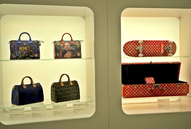 Louis Vuitton Time Capsule Madrid