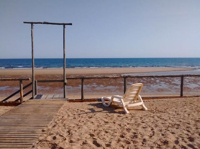 Las Conchas Beach
