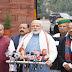 मोदी की विपक्ष को संसद में अच्छे व्यवहार की नसीहत   Modi's opposition to good behavior in Parliament