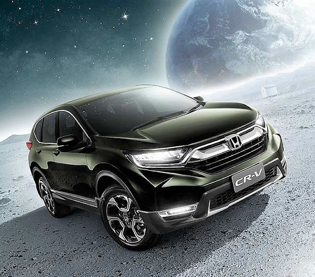 Honda CRV 7 Seater India Price