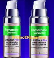 Logo Somatoline Lift Effect: diventa una delle 150 tester