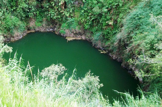 Tempat Wisata Wonosobo - Sumur Jatulanda