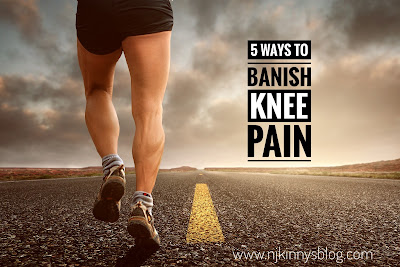 5 ways to banish knee pain