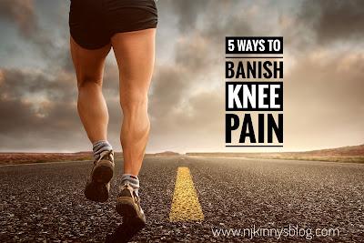 5 ways to banish knee pain