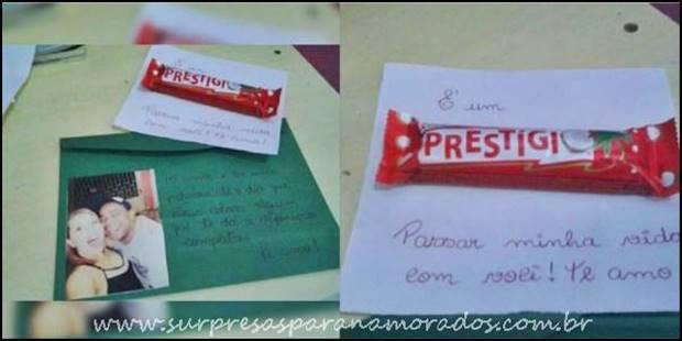 cartão prestígio