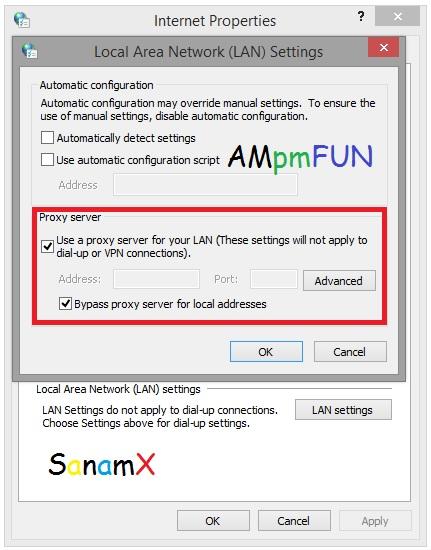 Chrome Socks5 Proxy    Setting up the SOCKS5 Proxy on Chrome/Firefox