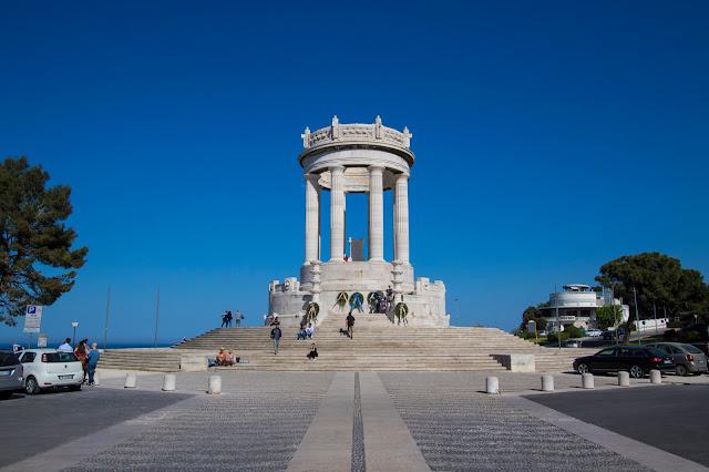 Monumento ai caduti-Ancona