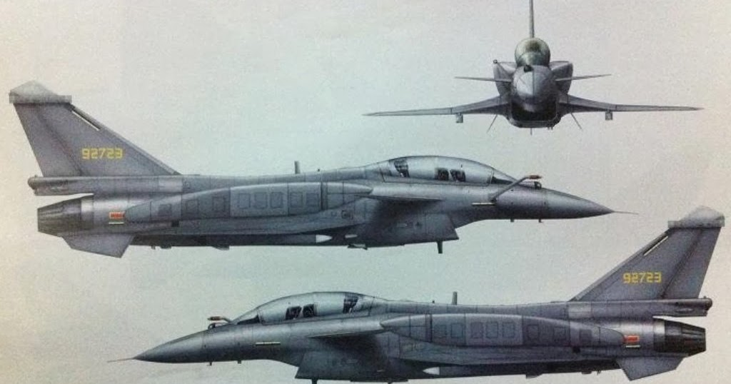 Fighter 10 J Chinese Jet Pod